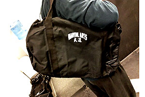 Elite Defense Systems - Martial Arts Equipment Bag