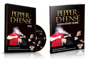Pepper Self Defense